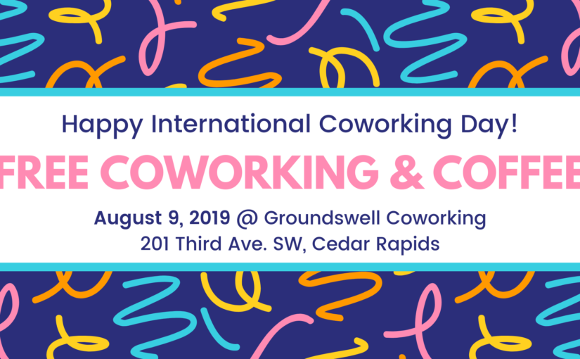 Free Coworking and Coffee for International Coworking Day